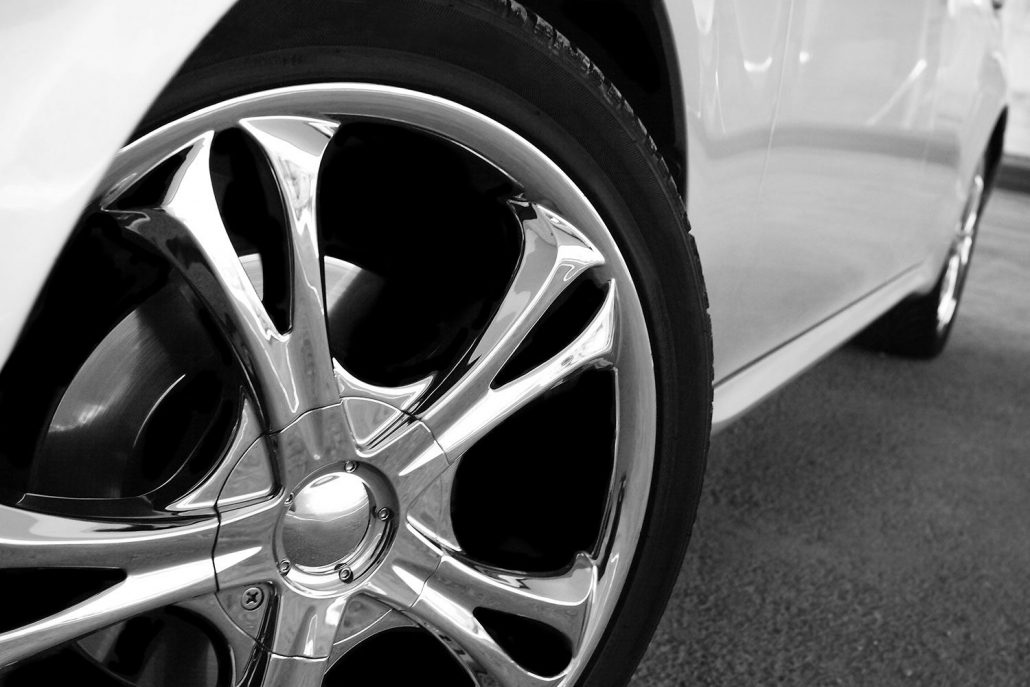 Tire and Wheel Cleaner | Arcadian Services