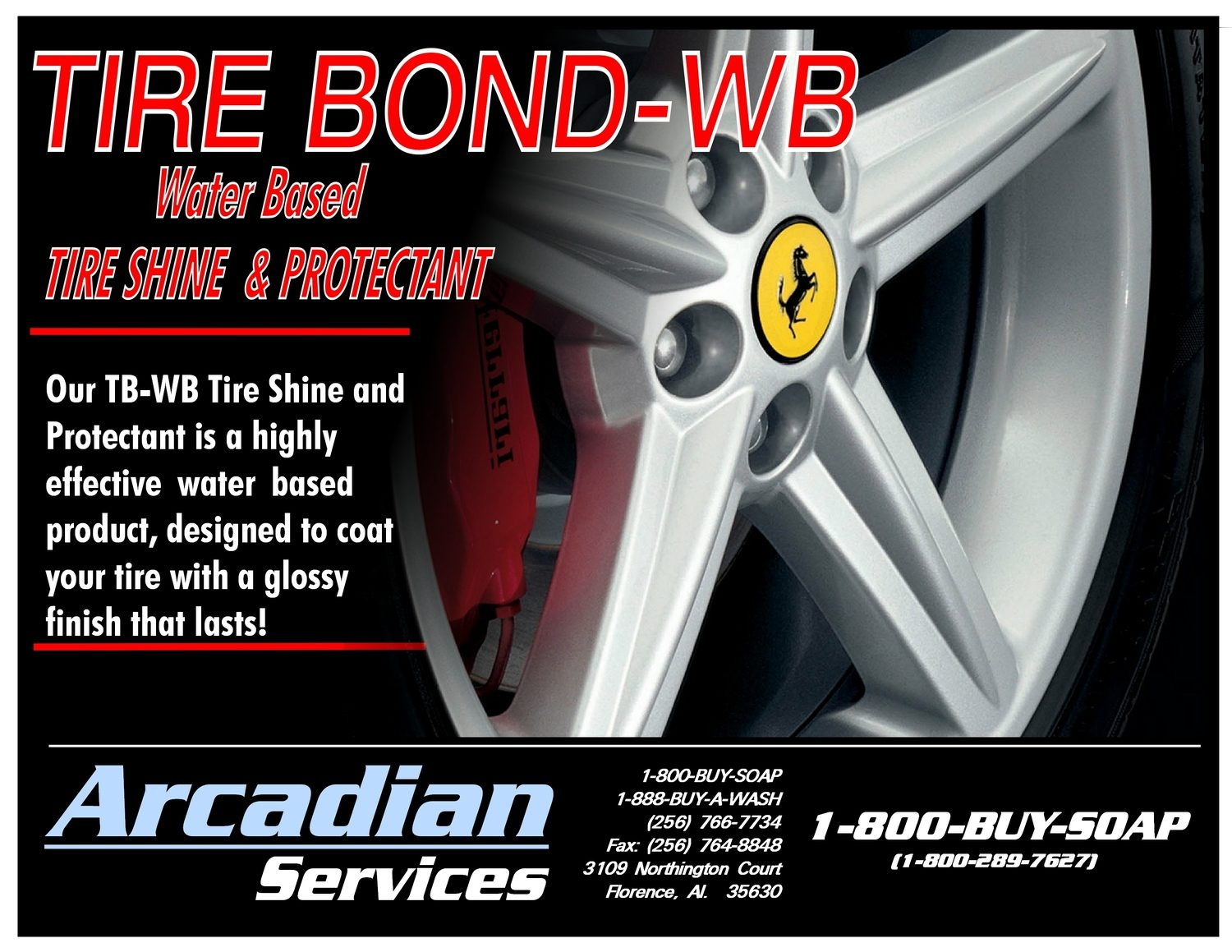 Tunnel Chemicals | Arcadian Services